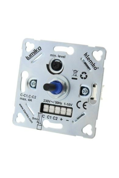 Univerzális 1-10V fényerőszabályzó, 230V, IP20, 891740