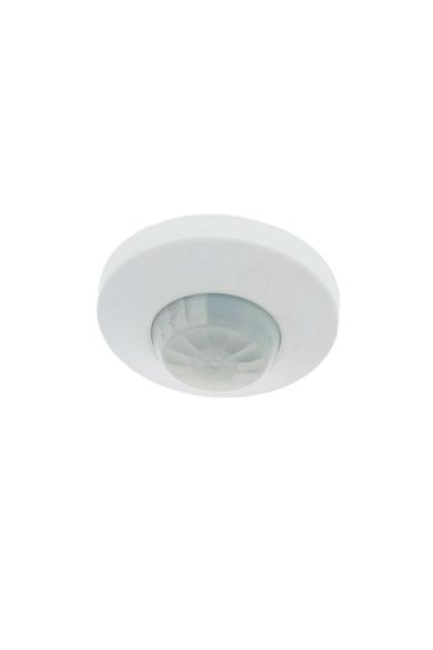 Mozgásérzékelő, folyosóra, IP54, max. 40m, 2200W / 720W (LED), sülly/fk., 870460