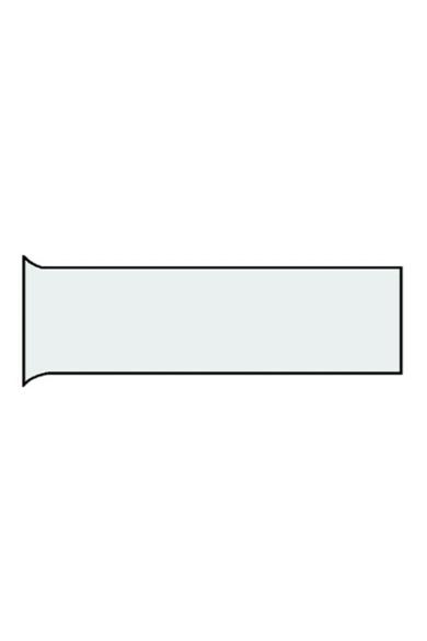Szigeteletlen érvéghüvely, 35 mm² L= 15mm hosszú