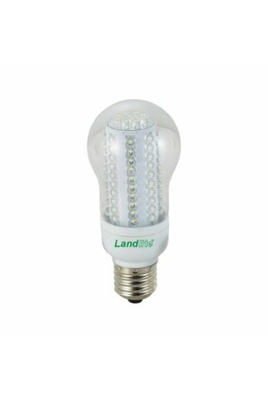 LANDLITE LED, E27, 4.5W, 300LM, 3000K, KÖRTE FORMÁJÚ FÉNYFORRÁS