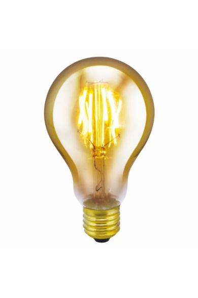 LANDLITE LED FILAMENT, E27, 4W, A75, 300LM, 1700K, EDISON FÉNYFORRÁS