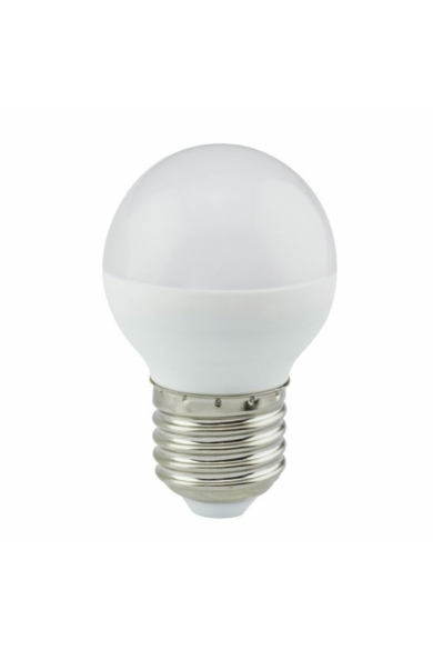 LANDLITE LED, E27, 6W, G45, 470LM, 4000K, KISGÖMB FORMÁJÚ FÉNYFORRÁS