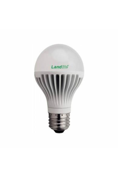 LANDLITE LED, E27, 5W, A60, 280LM, 3000K, KÖRTE FÉNYFORRÁS