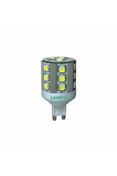 LANDLITE LED, G9, 5W, 300LM, 3000K FÉNYFORRÁS
