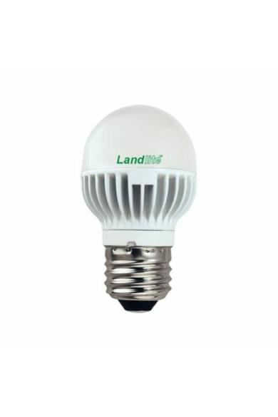 LANDLITE LED, E27, 4W, G45, 260LM, 3000K, KISGÖMB FORMÁJÚ FÉNYFORRÁS