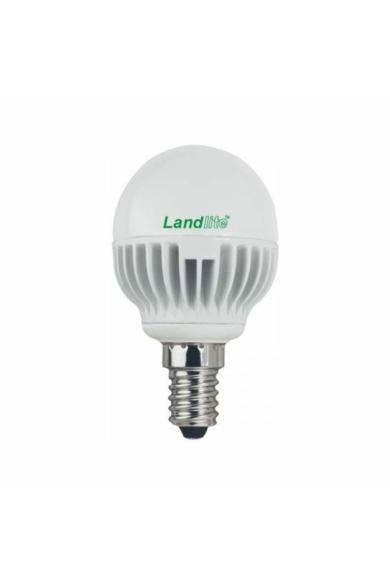 LANDLITE LED, E14, 4W, G45, 260LM, 3000K, KISGÖMB FORMÁJÚ FÉNYFORRÁS