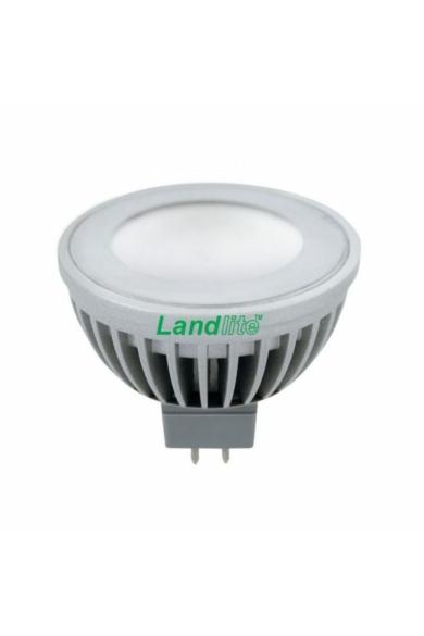 LANDLITE LED, GU5.3/MR16, 4W, 250LM, 2800K, SPOT FÉNYFORRÁS