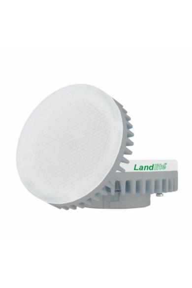 LANDLITE LED, GX53, 5W, 320LM, 2800K, FÉNYFORRÁS