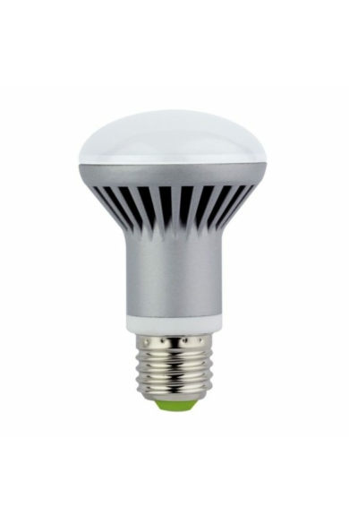 LANDLITE LED, E27, 8W, R63, 600LM, 2800K, GOMBA FORMÁJÚ FÉNYFORRÁS