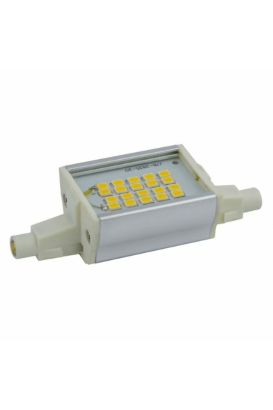 LANDLITE LED, R7S, 78MM, 4W, 280LM, 2800K, VONAL FÉNYFORRÁS