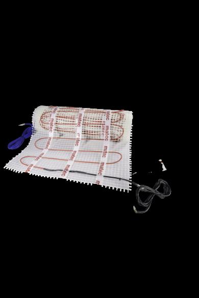 MATEC Fűtőszőnyeg, kétoldali betáplálással, 5,0m2: Zamel MOD-50; 150W/m2