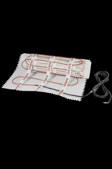 MATEC Fűtőszőnyeg, egyoldali betáplálással, 1,0m2: Zamel MOJ-10; 150W/m2