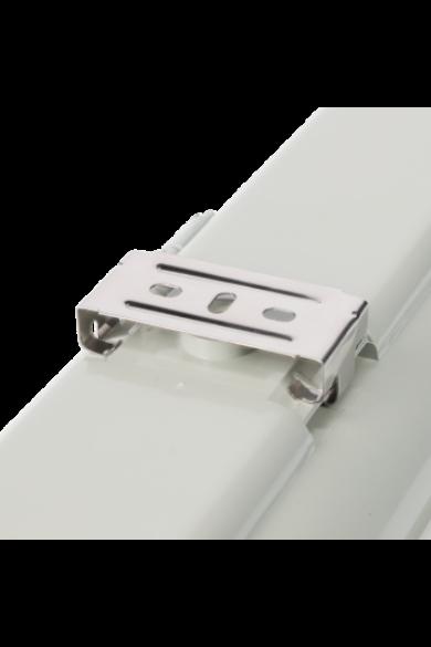 19-000-01 SUNA Por és páramentes LED lámpatest, 2x10W, IP65