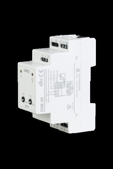 Fényerőszabályzó, LED, 230V AC, 1-10V, DIM-30
