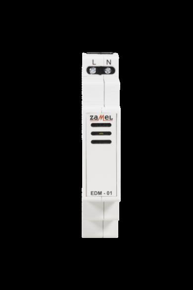 Jelzőkészülék; 230VAC; IP20; Jelzés: berregő, 68dB, EDM-01