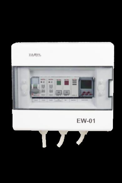 Automata iskolacsengő vezérlő, 230V AC, EW-01