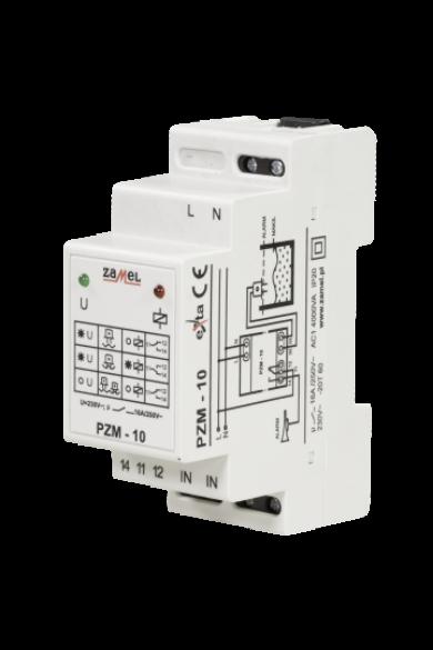 Folyadékszint felügyeleti relé, SZH-03 érzékelővel, PZM-10