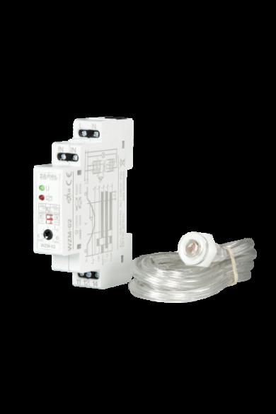 Alkonykapcsoló érzékelővel, DIN sínre szerelhető, IP20, 230V AC, WZM-02/S1