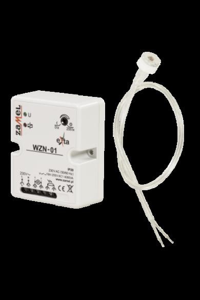 Alkonykapcsoló, felületre szerelhető, IP20, 230V AC, SOH érzékelővel, WZN-01/S1