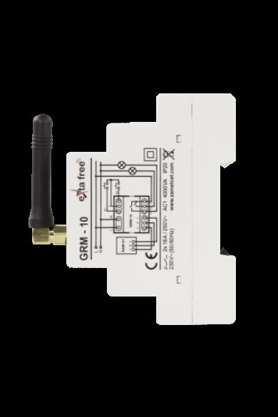 EXTA FREE 2 csatornás GSM