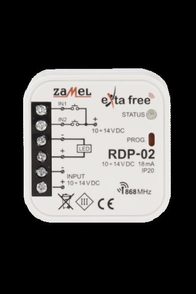 EXTA FREE LED fényerőszabályzó, RDP-02