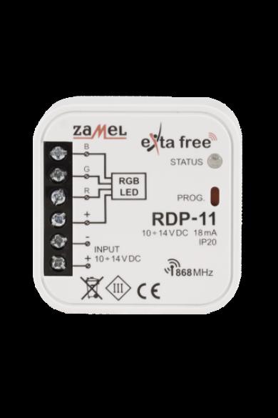 EXTA FREE RGB LED fényerőszabályzó, RDP-11