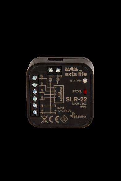 EXTA LIFE 12-24V DC RGBW LED vezérlő, SLR-22