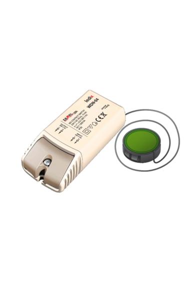 WDN-04, univerzális közelítés érzékelő/kapcsoló, 230VAC