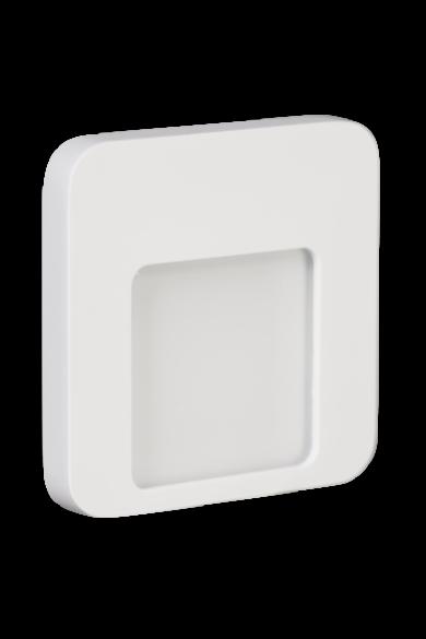 MOZA Ledix, Fehér szín, hidegf. 5900K,14V, IP44, felületre szerelhető, 01-111-51