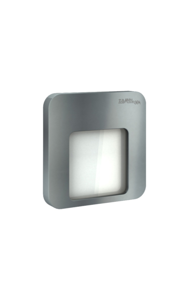 MOZA Ledix, Grafit szín, meleg. 3100K, 230V, IP20, süllyesztett, fényerőszabályozható, 01-224-32