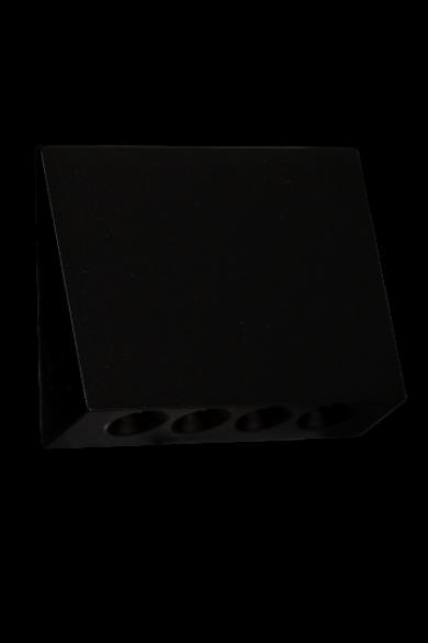 NAVI Ledix, Fekete szín, hidegf. 5900K, 14V, IP56, felületre szerelhető, 10-111-61