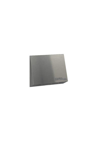 NAVI Ledix, Rozsdamentes szín, melegf. 3100K, 14V, IP56, felületre szerelhető, 10-111-22