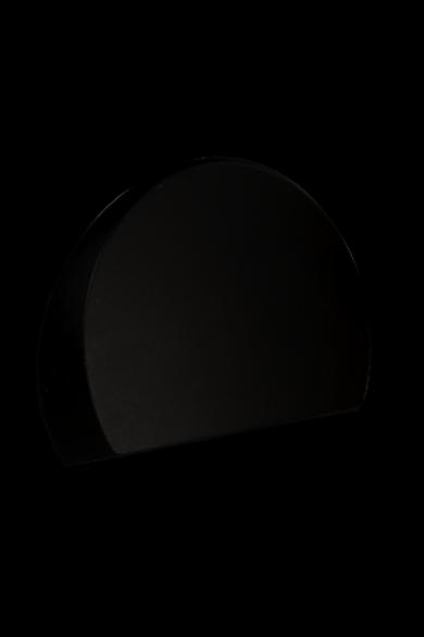RUBI Ledix, Fekete szín, melegf. 3100K, 14V, IP56, felületre szerelhető, 08-111-62