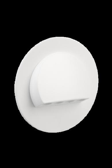 RUBI Ledix, Fehér szín, RGB, 14V, IP20, süllyesztett, fényerőszabályozható, 09-215-56