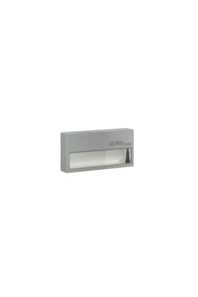 SONA Ledix, ALU szín, hidegf. 5900K, 14V, IP44, felületre szerelhető, 12-111-11
