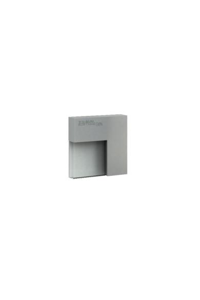 TICO Ledix, ALU szín, melegf. 3100K, 14V, IP44, felületre szerelhető, 04-111-12