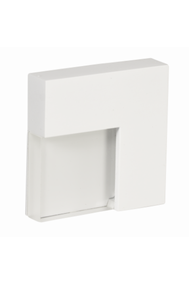 TICO Ledix, Fehér szín, hidegf. 5900K, 14V, IP44, felületre szerelhető, 04-111-51