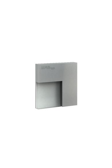 TIMO Ledix, ALU szín, melegf. 3100K, 14V, IP44, felületre szerelhető, 06-111-12