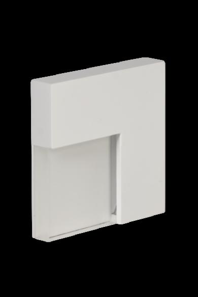 TIMO Ledix, Fehér szín, hidegf. 5900K, 14V, IP44, felületre szerelhető, 06-111-51