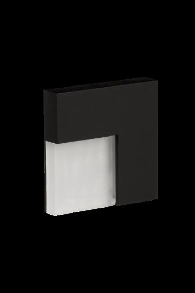 TIMO Ledix, Fekete szín, RGB, 14V, IP44, felületre szerelhető,, 06-111-66