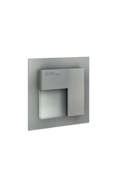 TIMO Ledix, ALU szín, melegf. 3100K, 14V, IP44, felületre szerelhető, 07-111-12