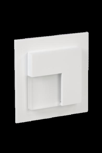 TIMO Ledix, Fehér szín, hidegf. 5900K, 14V, IP20, süllyesztett, fényerőszabályozható, 07-214-51
