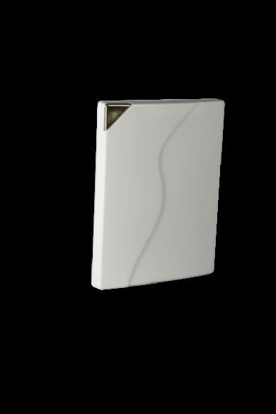Kétszólamú gong, 230V, fehér, 105-VDE-BIA