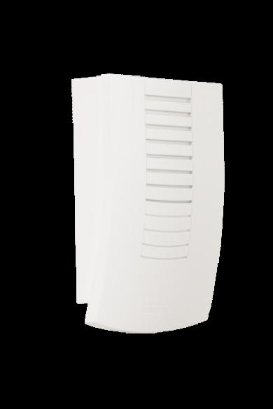 Kétszólamú csengő, 230V, 84dB, fehér, DNS-911/N-BIA