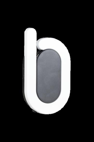 """Vezeték nélküli csengő """"BOOM II"""", elemes tápellátás, 85dB, 350m, fehér, DRS-988"""
