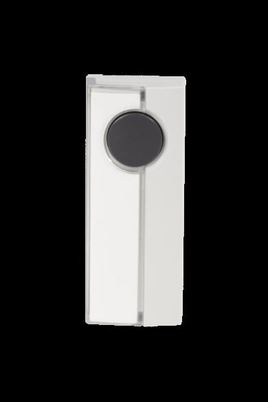 Vezeték nélküli csengő nyomógomb, IP44, PDH-227