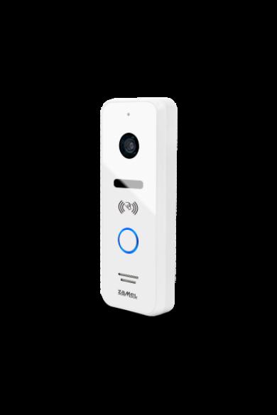 Egy nyomógombos kültéri video csengőpanel, RFID, 800x480, IP66, fehér VO-811IDs