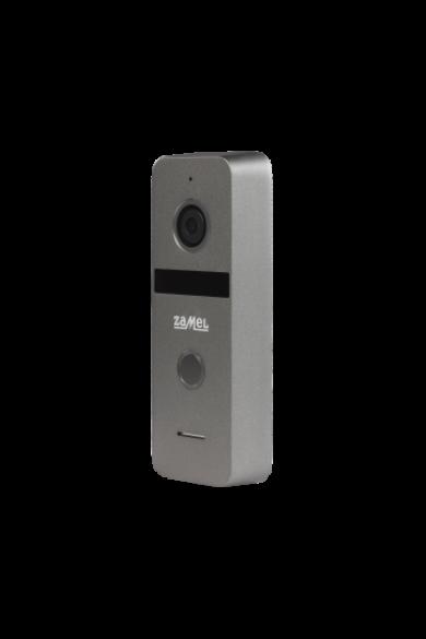 Egy nyomógombos kültéri video csengőpanel, 1920x1080 HD, IP66,ezüst-szürke, VO-811SHD
